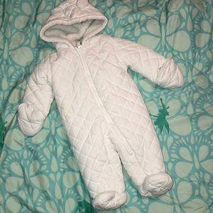 OshKosh polar bear snowsuit